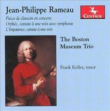 Kelley; Boston Museum Trio-Pieces De Clavecin En Concerts CD NEW