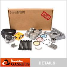 Fit 96-00 Honda Civic Si De So 1.6 DOHC Overhaul Engine Rebuild Kit D16A2