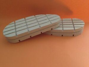 Klauenklotz Holzklotz für Technovit Demotec 130x54x23/15 mm XL keilförmig 16133