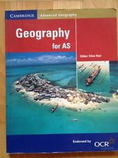 AS Geography for OCR Student Book with LiveText (Paperback) 2000 Edition