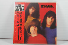 RAMONES: END OF THE CENTURY, JAPAN MINI LP CD, ORIGINAL, VERY RARE, OOP