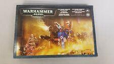 Warhammer 40k Space Marine Techmarine w/ Servitors Metal OOP Partial Assembly