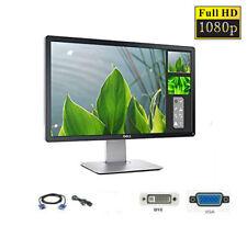 Dell UltraSharp Full HD 23 inch LCD Monitor Desktop Computer PC 1080p