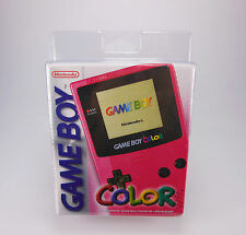 GameBoy Color - Konsole - Rosa - Pink - unbespielt