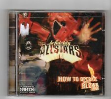 (HW543) Lo-Fidelity Allstars, How To Operate With A Blown Mind - 1998 CD