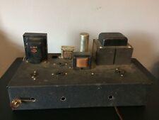 Antique 1940s Tube Amplifier Stancor A-3307 Output Transformer Thordarson 20C53