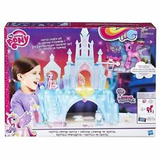 My Little Pony Explore Equestria Crystal Empire Castle Playset Ages 3+ New Toy