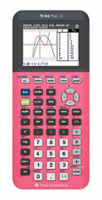 Texas Instruments TI84PLUSCE Graphing Calculator -Coral