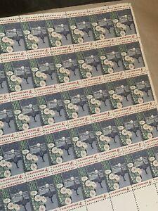 1962 4 cent Arizona Statehood Full sheet of 50 Gift With Purchase.