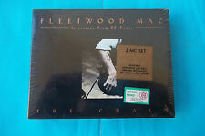 """FLEETWOOD MAC """" THE CHAIN"""" Selection from 25 years 2 MUSICASSETTE SET SIGILLATO"""