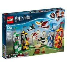LEGO Harry Potter 75956 Wizarding World Quidditch Match New 2018