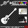Les Paul Guitar Custom Vinyl sticker Phone Laptop Car Window Gibson FREE SHIP