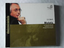 Bach: Grand Motets - HERREWEGHE (1986) CD nr mint