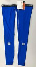 Sportful Leg Warmers. Small. Blue. Roubaix Type. BNWT.