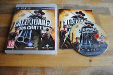 Jeu CALL OF JUAREZ THE CARTEL pour Playstation 3 (PS3) PAL