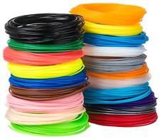 3D Druck Print PLA Filament 20 Farben je 10m für 3D Drucker Stift Pen 1,75mm