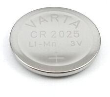 10x CR2025 3V Batterie Lithium Knopfzelle Bulk Varta CR 2025 industriezellen