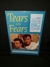 Tears For Fears Tales From The Big Chair Out of Print Muisc Photo Bio Book Oop