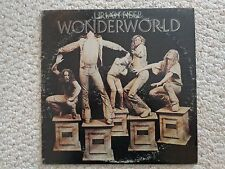 Uriah Heep's Wonderworld LP . W 2800 BY Burbank, Home of Warner Bros. (#2122)