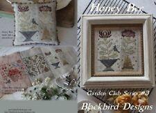 "Garden Club Series #3 ""honey Bee"" by Blackbird Designs"