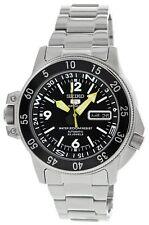 New Seiko 5 Automatic Map Meter SKZ211K1 Men's Watch