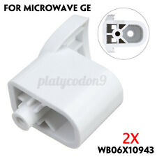 2x Handle Support Accessories For General Electric Ge Microwave Wb06X10943 White