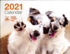 2021 Cat Dog Pet Animal Wall Calendar - Best Friends Animal Society