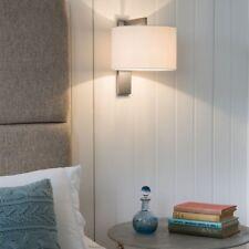 Luminaire applique Nickel Mat + abat-jour ASTRO Ravello Wall 7079 1x60w E27