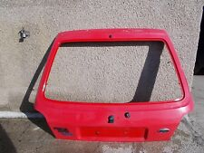 1989 - 1997 FORD FIESTA MK3 RS TURBO - RS 1800 - XR2 - TAILGATE RED