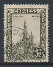 Belgium - 1929, 5f25 Express Letter - F/U - SG E533