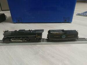 AHM Rivarossi 2-8-4 Berkshire Loco & Tender #5061-06 R.F.& P RR# 574