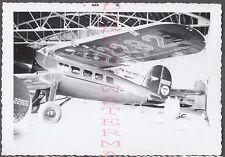 Vintage Photo Lockheed Vega 5C Airplane Tallmantz Aviation 263994