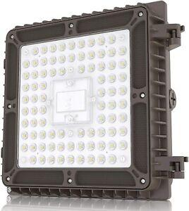 65W LED Canopy Light Parking Garage Lights IP65 Waterproof Lights 5000K