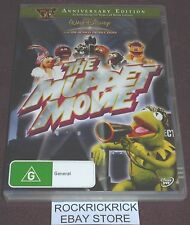 THE MUPPET MOVIE (50TH ANNIVERSARY EDITION) DVD REGION 4 PAL