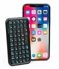 Mini Wireless Bluetooth Keyboard For Use With Apple iPhone X / XR / XS / XS Max