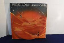Wilding/Bonus, Pleasure Signals, Visa Records IMP 7003, 1978 Picture Disc