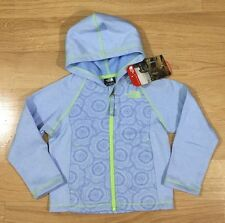 The North Face Seashore Fleece Hoodie Baby Toddler Size 3T