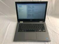 Dell Inspiron 13-5368 i3-6100u @ 2.3GHz 8GB 500GB*** (No OS* or PS)***