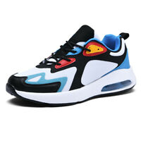 Men's Women's Air Cushion 200 Running Shoes Breathable Jogging Athletic Sneakers