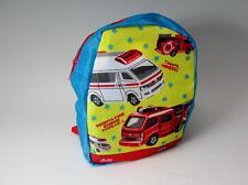 Tomica x Asahi Soft Drinks Infant Backpack Prizes 2set
