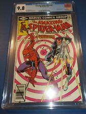 Amazing Spider-man #201 Bronze age Punisher CGC 9.8 NM/M Gorgeous Gem Wow
