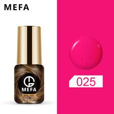 MEFA 8ML 108 Colors Gel Nail Polish Fashion Soak off UV Manicure Top Base Coat