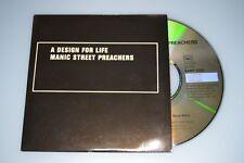 Manic Street Preachers – A Design For Life. CD-SINGLE
