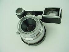 Leica M 35mm f/3.5 Summaron 3.5cm w/Goggles for M2 M3 M4 M5 -Clean Glass