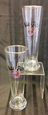 UHL PILS  Beer Vintage German Pilsner Glasses Set 2 Brewery