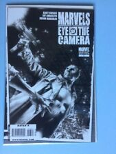 Marvels Eye of the Camera # 3 Variant Cover Marvel Comics NM 2009