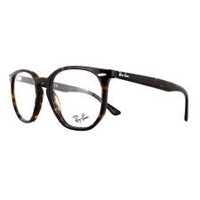 d08ea9f12b Ray-Ban Glasses Frames 7151 Hexagonal 2012 Havana 52mm
