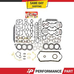 Full Gasket Set for 87-95 Nissan Maxima Pathfinder Mercury Infiniti 3.0 VG30E