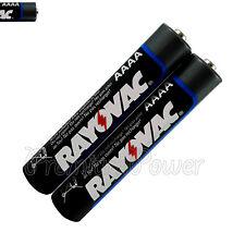 2 x Rayovac AAAA batteries Alkaline 1.5V MINI LR8D425 MN2500 Maximum Plus Jabra