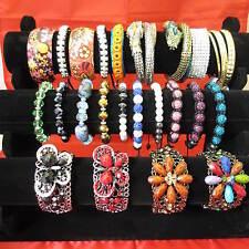 Wholesale & Job Lots 500 Assorted Style Fashion Bracelets Cuff Bangles Clearance